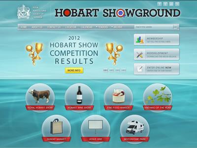 2012 Hobart Showground