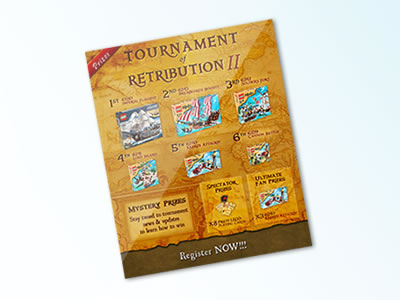 Tournament of Retribution II
