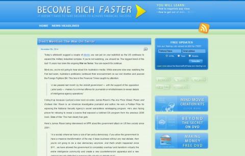 BecomeRichFaster.com