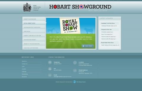 2010 Hobart Showground