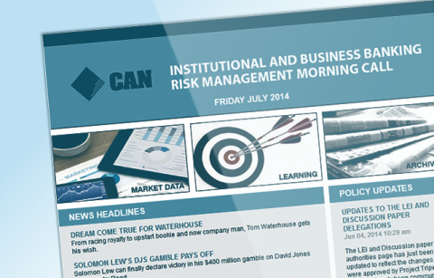 CAN Institutional and Business Banking Risk Management