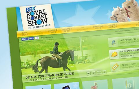 Royal Hobart Show 2012