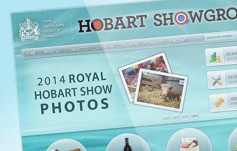 Hobart Showground 2012