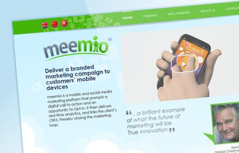 Meemio – WordPress Site