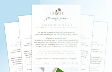 Coyo – MailChimp Template