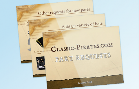 Classic-Pirates.com Survey – PowerPoint Presentation