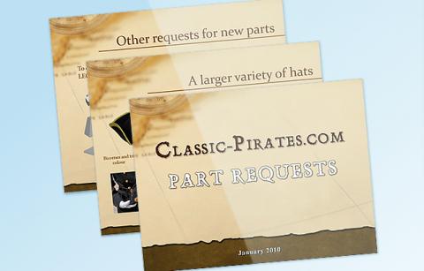 Classic-Pirates.com Survey – PowerPoint Presentation