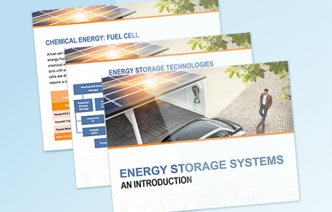 Energy Storage Systems – PowerPoint Presentation