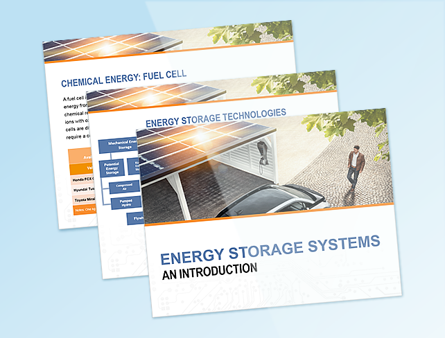 Energy Storage Systems – PowerPoint Presentation | Web