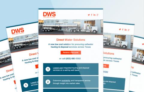 DWS – MailChimp Template