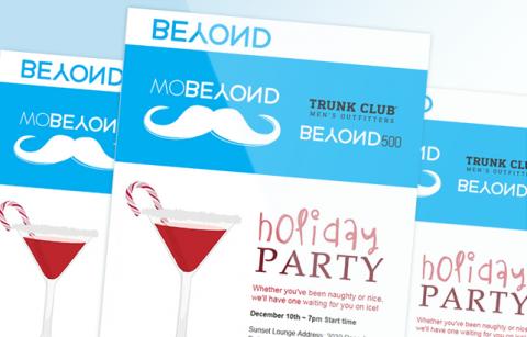 Mo Beyond – MailChimp Template
