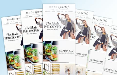 Mode Sportif – MailChimp Template