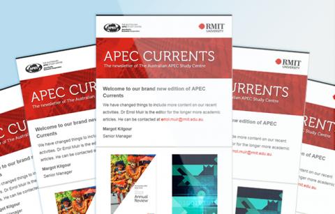 APEC Current Events – RMIT – MailChimp Template
