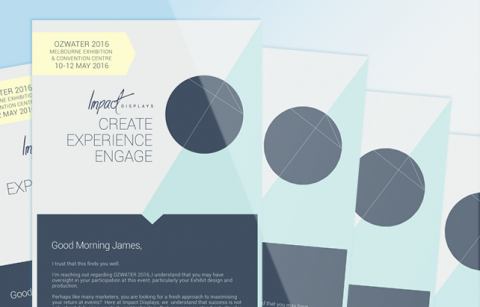 Impact Displays – MailChimp Template