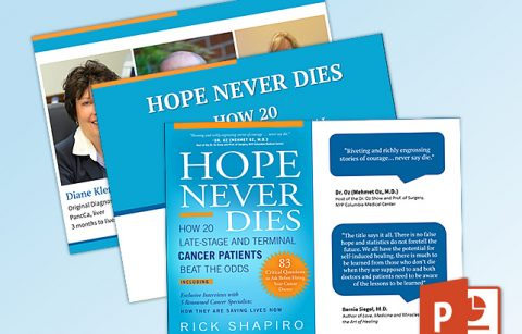 Hope Never Dies – PowerPoint Presentation