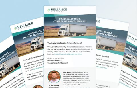 Reliance Partners – New Business – MailChimp Template