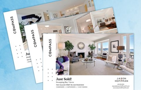 Hoffman Real Estate – Sold Postcards