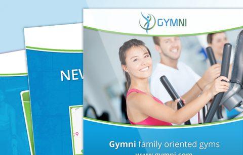 Gymni – Social Media Graphics