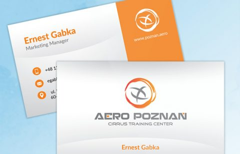 Aero Poznan – Business Card