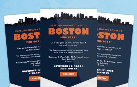 Boston – MailChimp Template