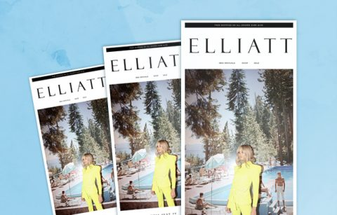 MailChimp Template – Elliatt Collective