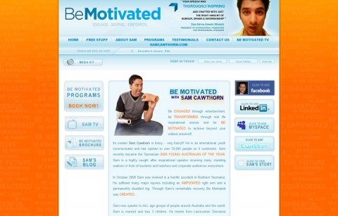 Be Motivated