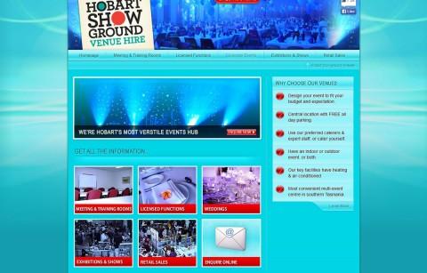 Showground Venue Hire