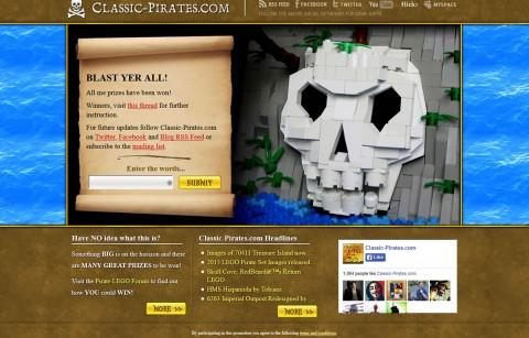 Talking Skull Interface
