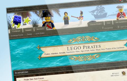 Eurobricks LEGO Pirates Forum