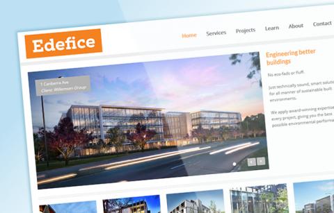 Edefice – WordPress Theme Updates