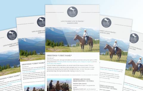 Globetrotting – MailChimp Template