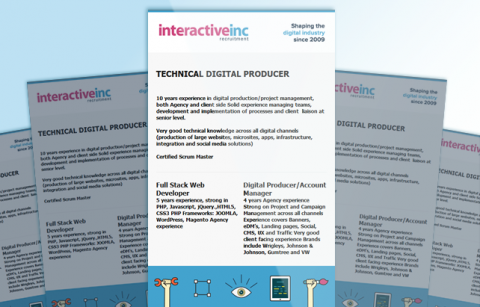 Interactive Inc – MailChimp Template