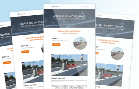 Verisilis – MailChimp Template