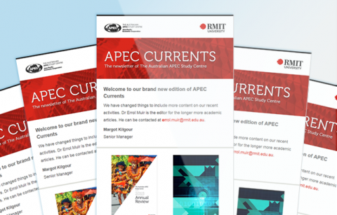 APEC Current Events – RMIT – MailChimp Template