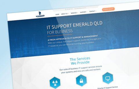 Sitekeeper – WordPress Redesign