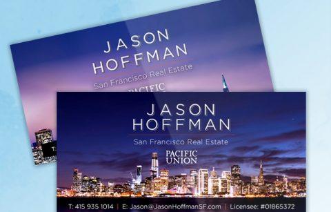 Hoffman Real Estate – Mastheads
