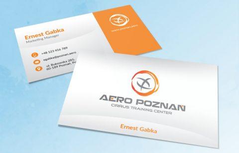 Aero Poznan – Business Card