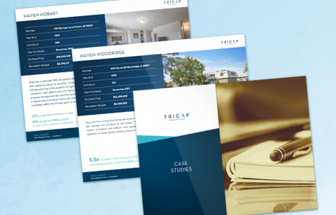 Tricap – Case Studies – PowerPoint Presentation