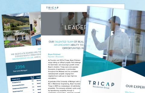 Tricap – Corporate Overview – PowerPoint Presentation