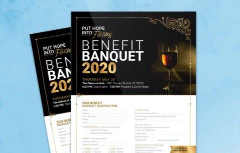 Put Hope Into Focus – Event Flyer – PDF