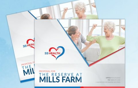 33 Health – Cover/Flyer